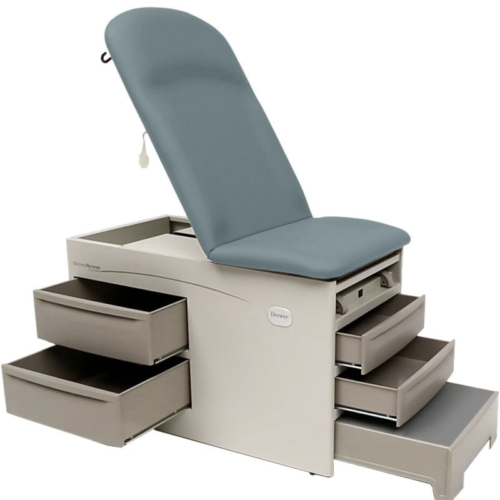 Fixed Height Exam Table